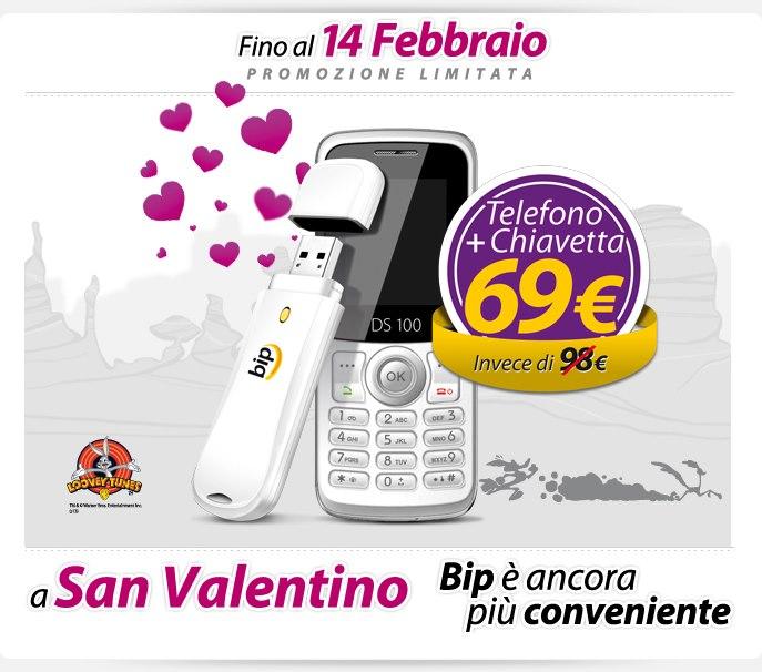 bip MOBILE San Valentino