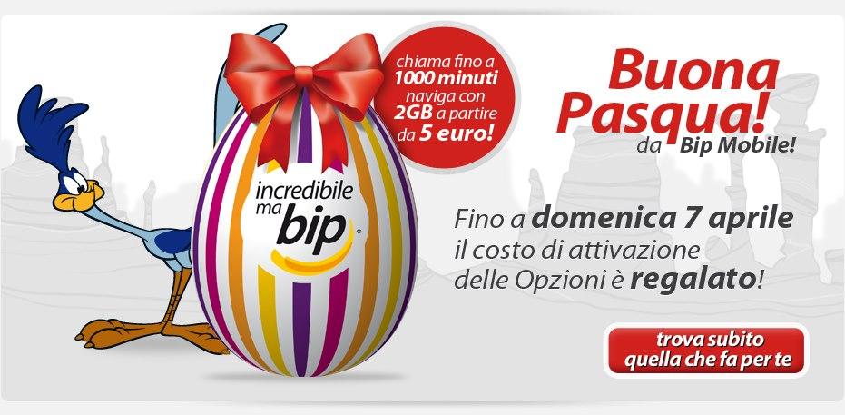 Pasqua bip Mobile