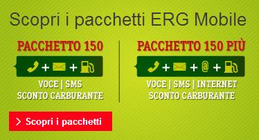 ERG Mobile 150 e 150 Più