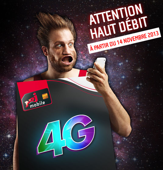 NRJ Mobile 4G