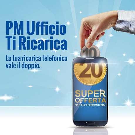 PM Ufficio Ti Ricarica