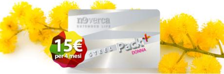 Steel Pack+ Donna