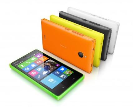 Nokia X2 Colori