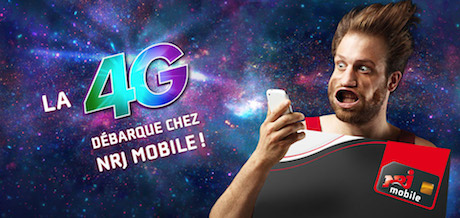 4G NRJ Mobile