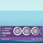 Widget My Tiscali App