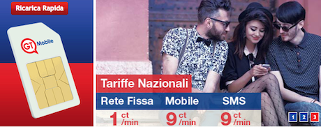 Tariffa GT Mobile