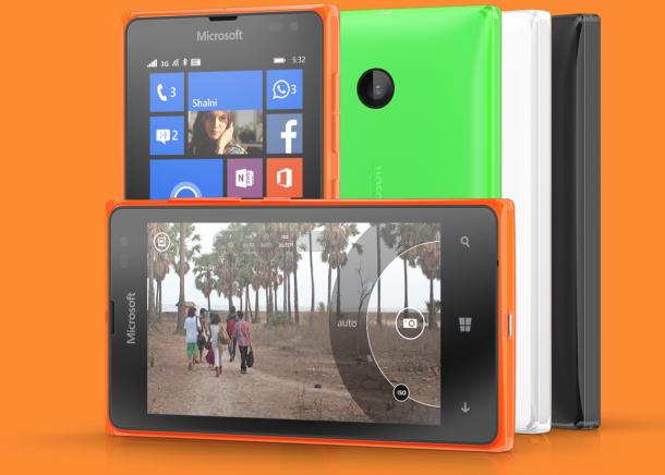 Da Microsoft I Nuovi Lumia 435 E 532 Con Wp 81 E Versione Dual Sim