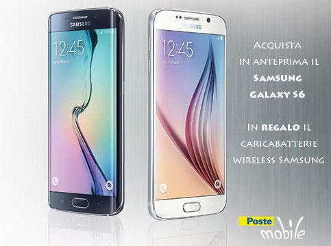 Samsung S6 PosteMobile