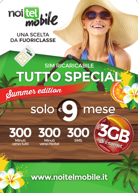 Noitel Mobile Summer Edition 2015