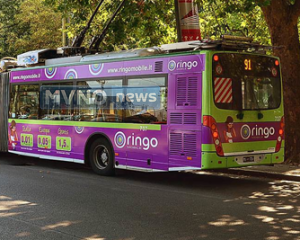 Ringo Mobile Bus 91 Milano