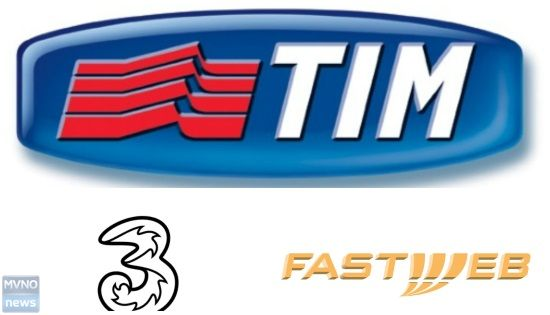 Fastweb Mobile 3 TIM
