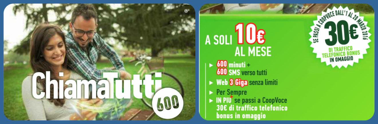 ChiamaTutti 600