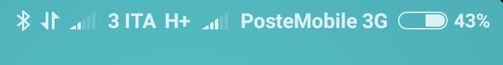 Icone rete dati