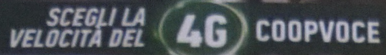 4G CoopVoce