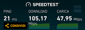 Fastweb Mobile 4G Novara