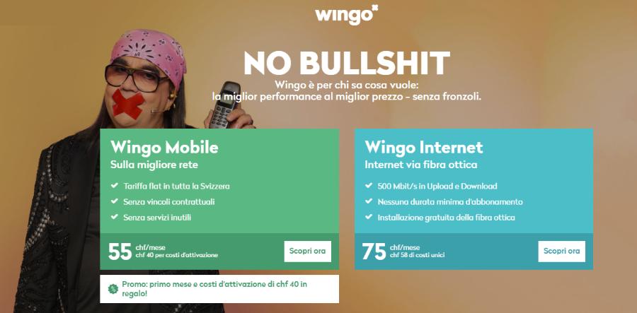 Wingo Mobile