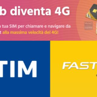 Fastweb 4G
