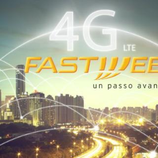 LTE Fastweb Mobile