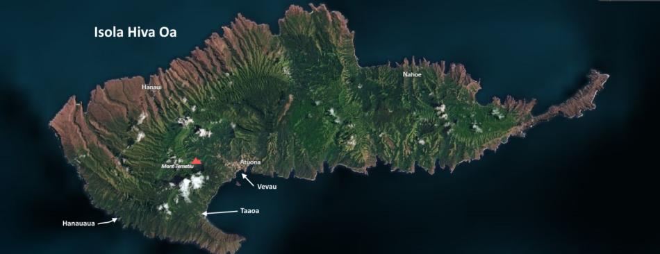 Isola Hiva Oa