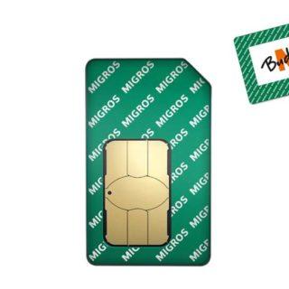 SIM M-Budget Mobile