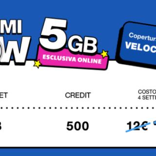 CREAMI WOW 5 GB