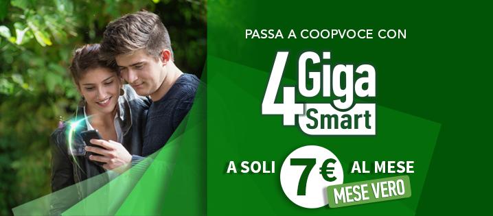 CoopVoce 4 Giga Smart