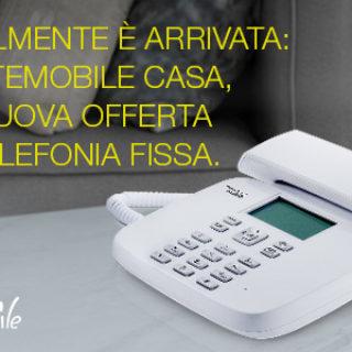 PosteMobile CASA