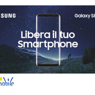 Samsung S8 PosteMobile