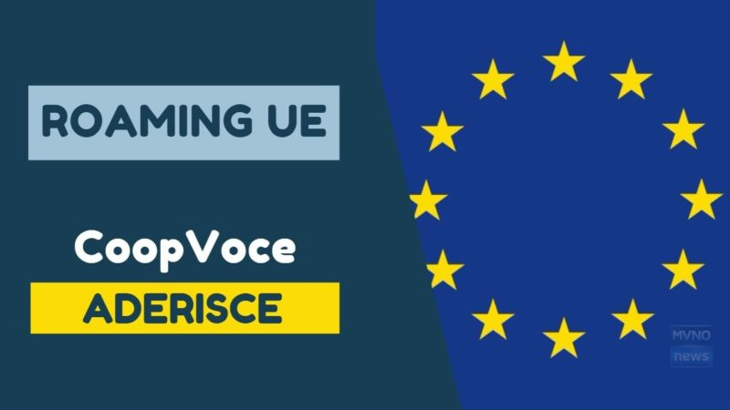 CoopVoce Roaming UE