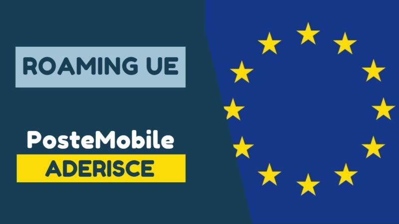 PosteMobile Roaming UE