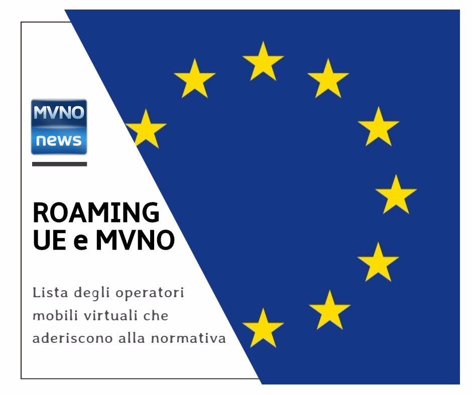 Roaming UE e MVNO