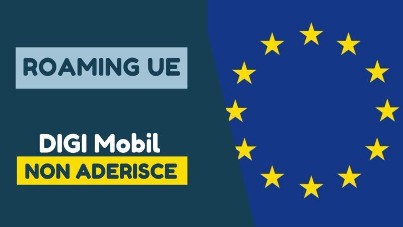 DIGI Mobil Roaming in UE