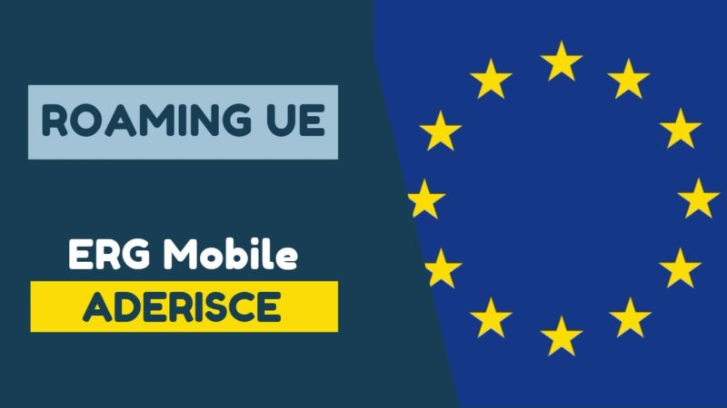 ERG Mobile Roaming UE