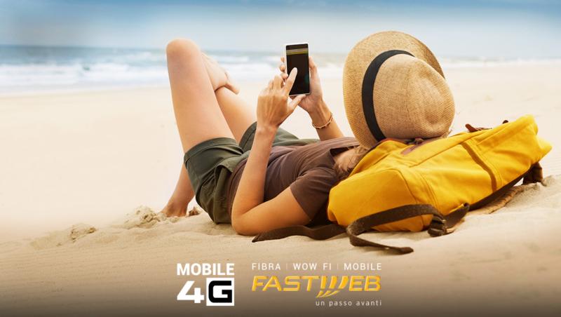 Fastweb Mobile Festa dell'estate
