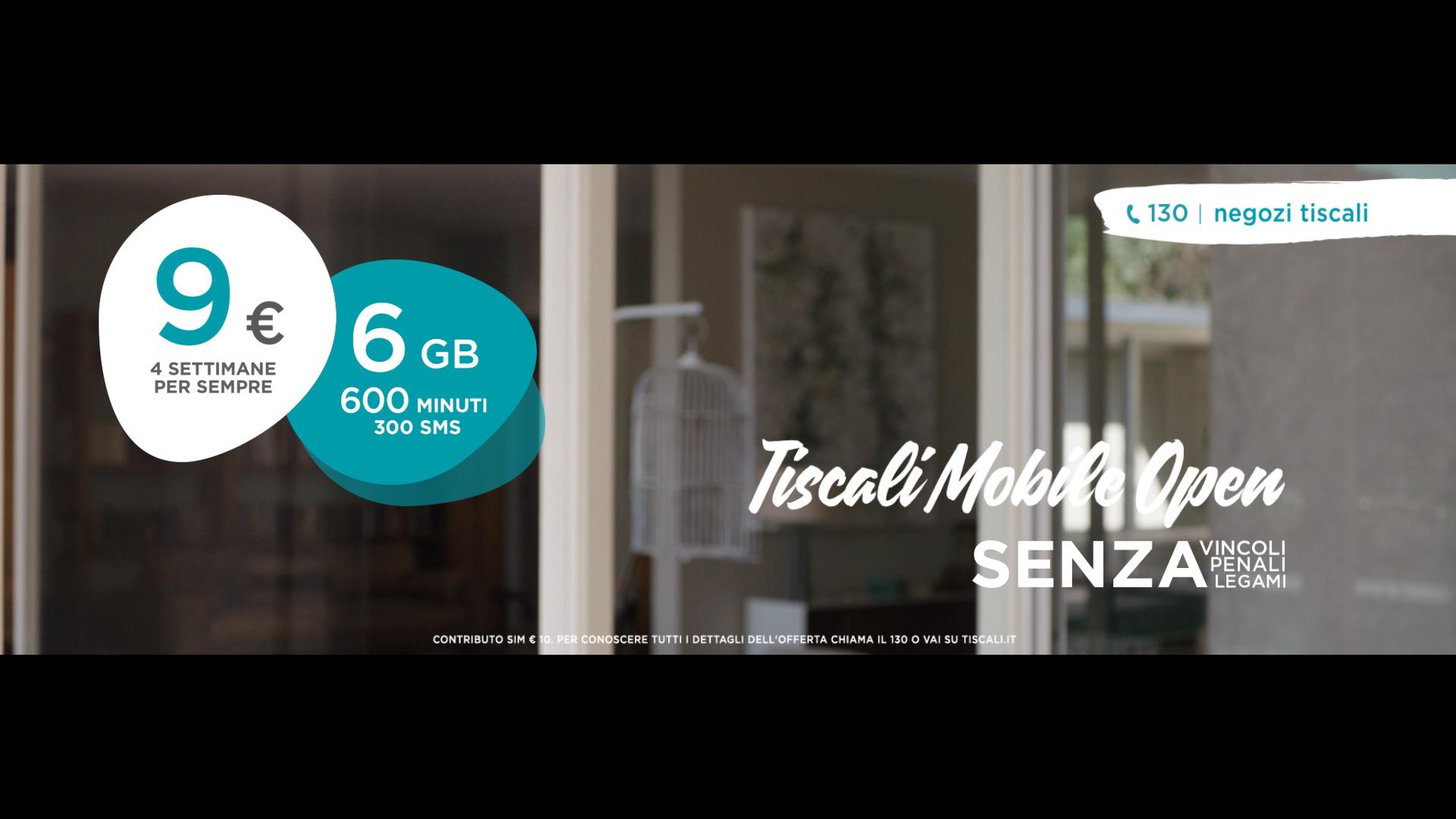 Tiscali Mobile Open