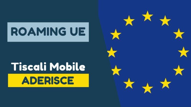 Tiscali Mobile Roaming UE