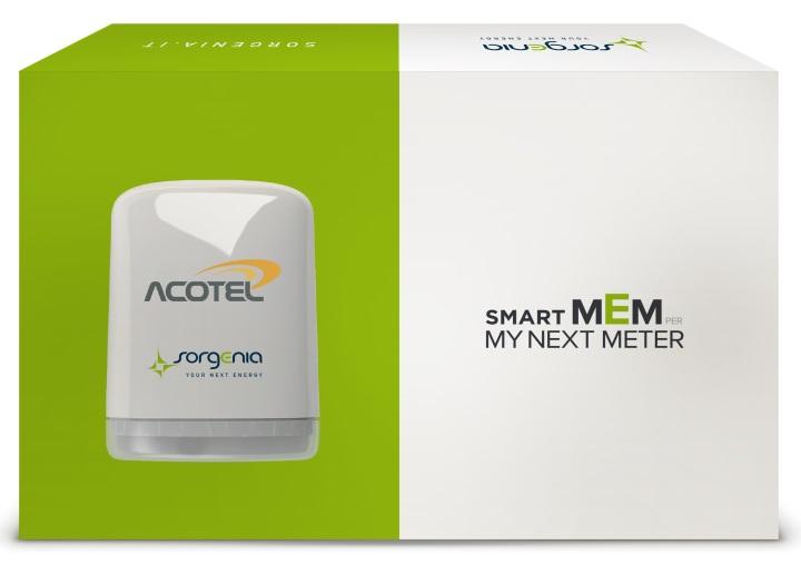 Acotel Smart Meter Sorgenia