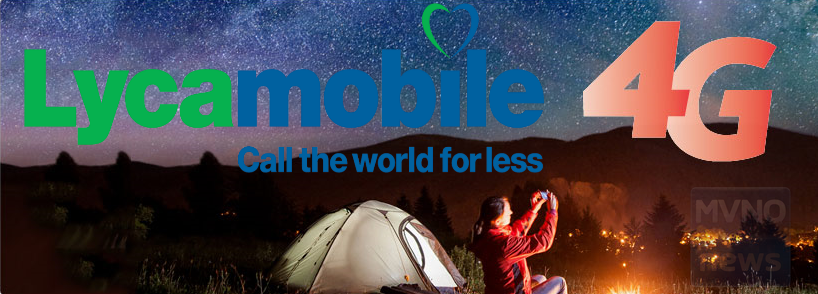 Lycamobile 4G