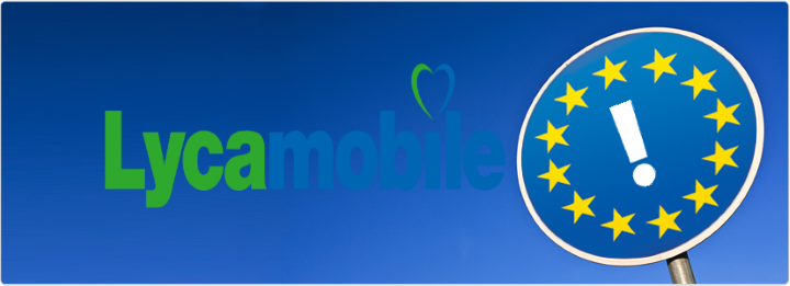 Lycamobile Roaming UE