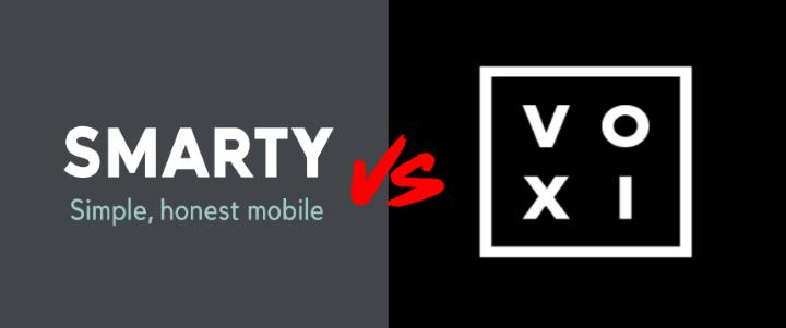 Smarty vs VOXI