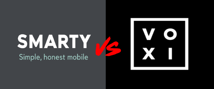 Voxi Vs Smarty Mobile In Uk 232 Sfida Tra I Mvno Di