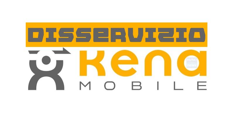 Disservizio Kena Mobile