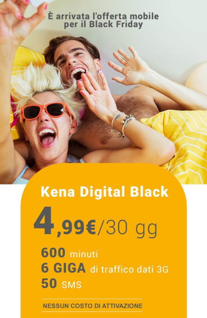 Kena Digital Black