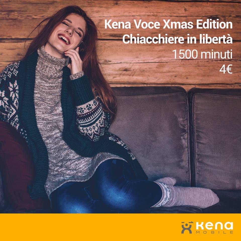 Kena Voce Xmas edition