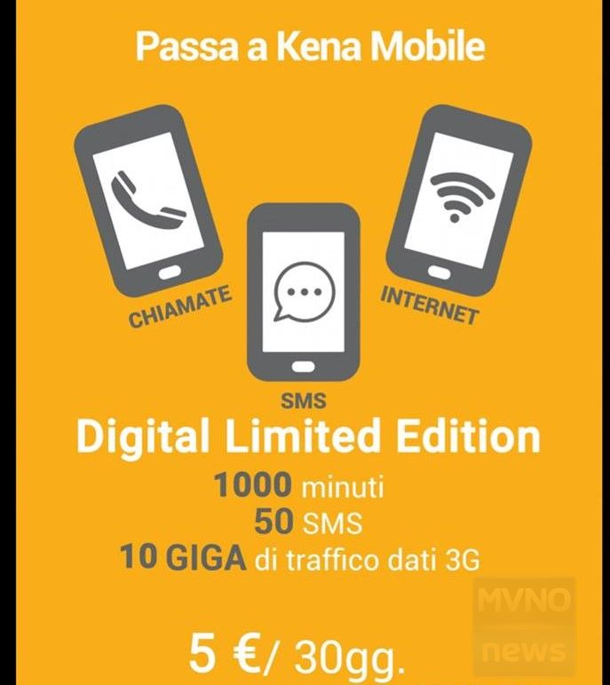 Kena Digital Limited Edition