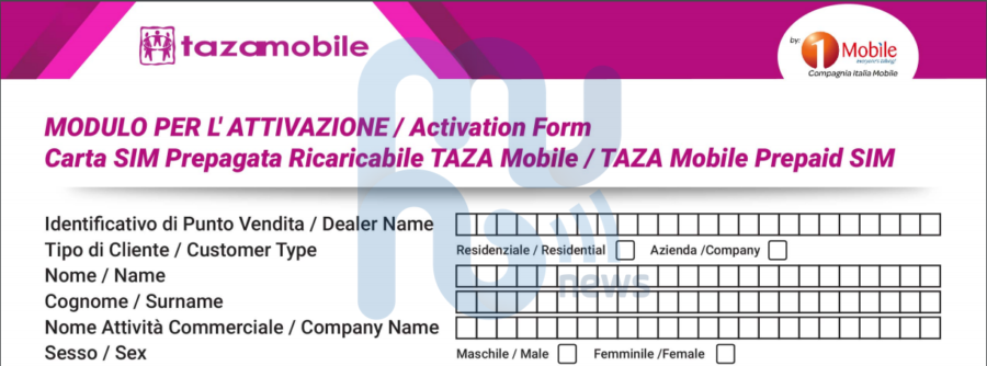 Taza Mobile by 1Mobile