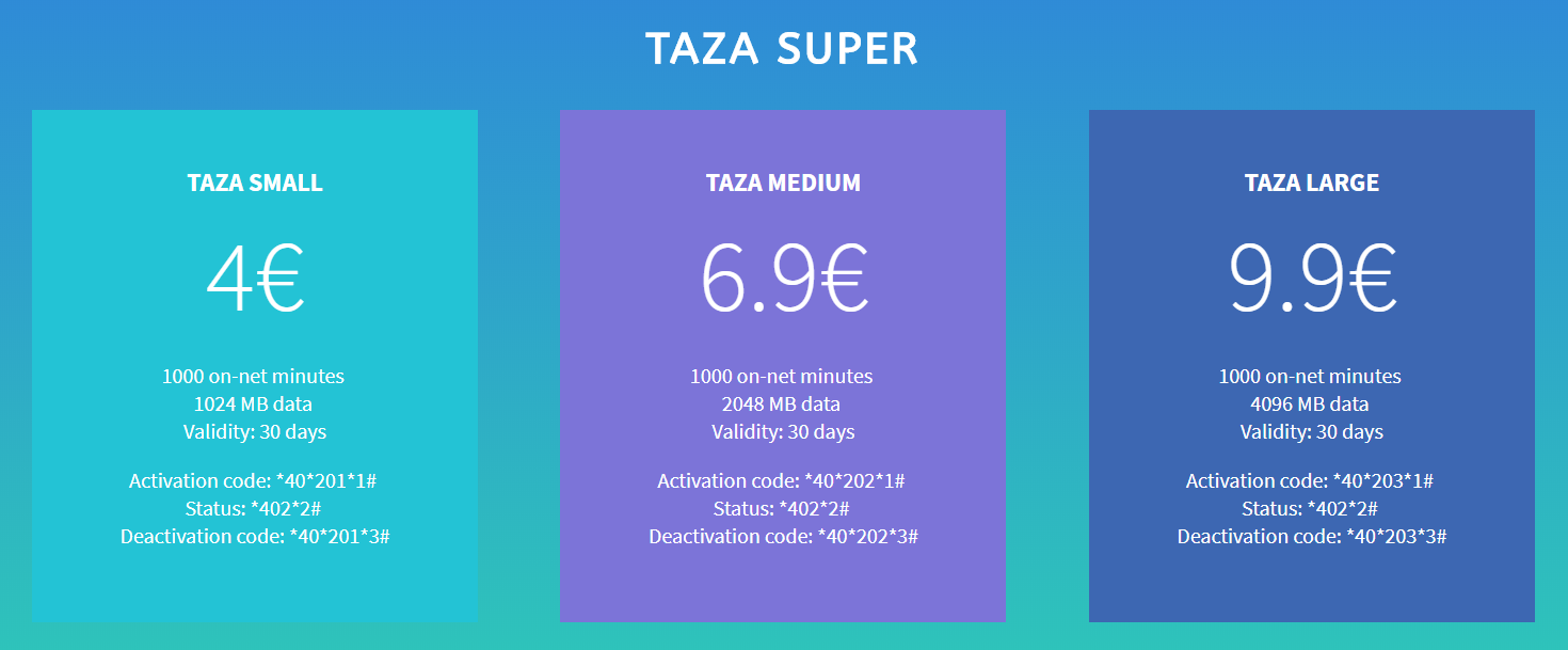 Taza Super