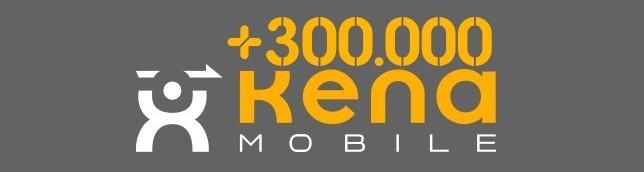 Numero linee Kena Mobile