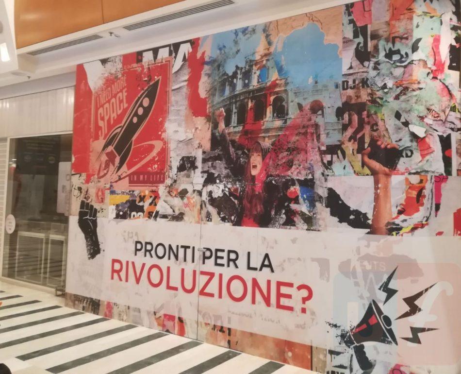 Iliad negozio Roma