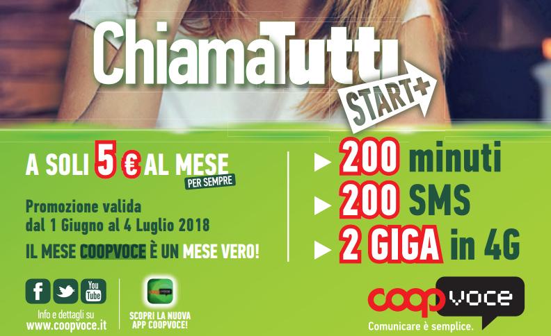 ChiamaTutti START+